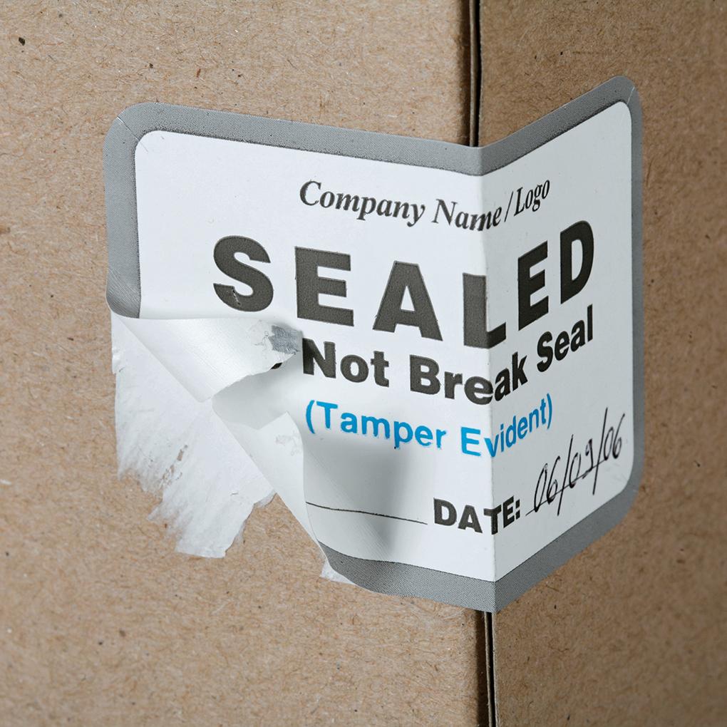 Polayrt USA - security labels