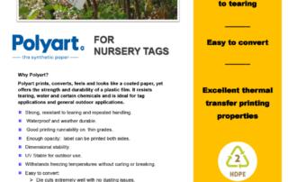 Polyart - Case Storie Polyart for nursery tags